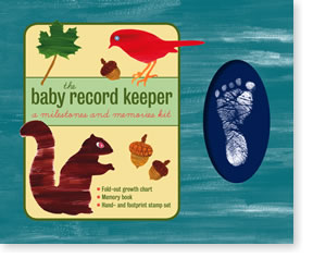The Baby Record Keeper