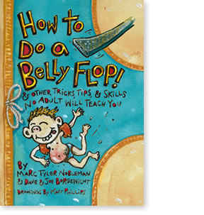 How to Do a Belly Flop