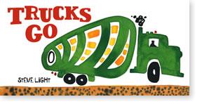 Trucks Go